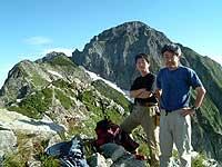 登山ツアー(剱岳)