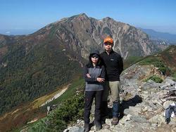 あぎ登山ツアー(鹿島槍ヶ岳・五竜岳)