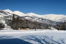 スキー日和♪