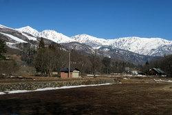 春スキーの季節