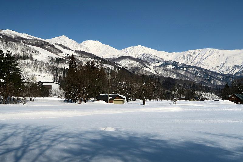 春スキーの季節です♪