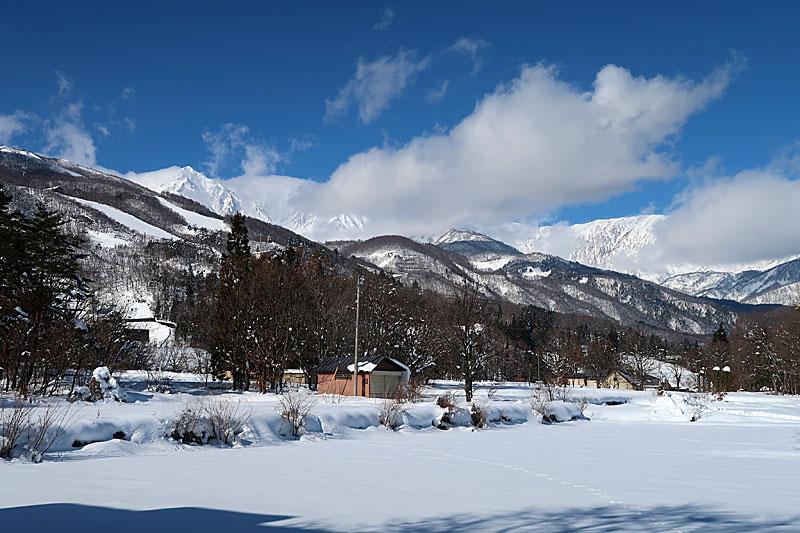 スキーシーズンスタート!