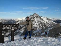 あぎ登山ツアー(燕岳)