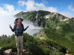 あぎ登山ツアー(笠ヶ岳)