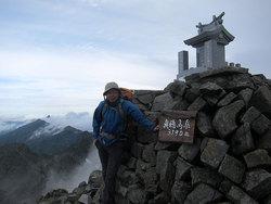 あぎ登山ツアー(穂高岳縦走)