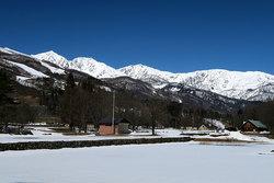 春スキーの季節です